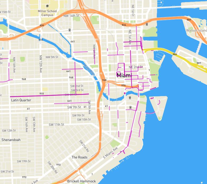 UFlood Houston Map Information is Beautiful Awards